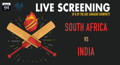 Cricket Live Screening India vs South Africa