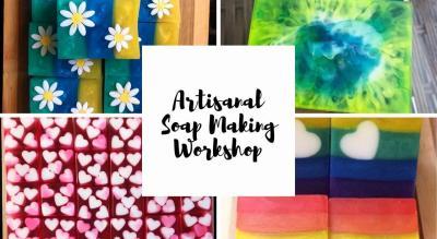 Artisanal Soap Making Workshop