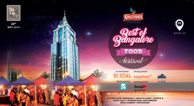 Kingfisher presents Best Of Bangalore Food Festival