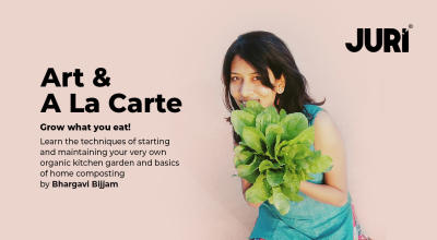 Workshop On Home Gardening And Composting