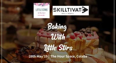 Baking with Little Stirs