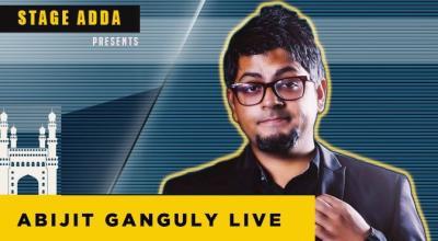 Abijit Ganguly Live By Stage Adda