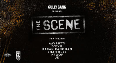 The Scene – Gully Gang Cypher Launch