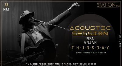 Acoustic Session Ft. Anjan