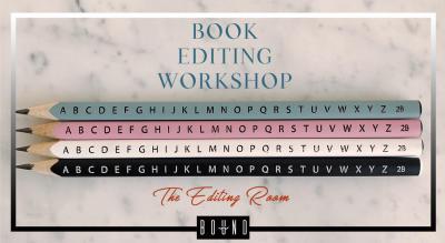 Book Editing Workshop