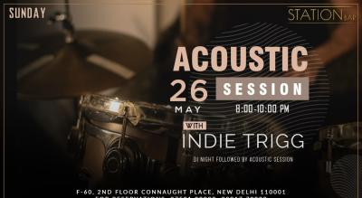 Acoustic Session Ft. Indie Trigg
