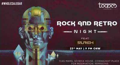 Rock and Retro Night