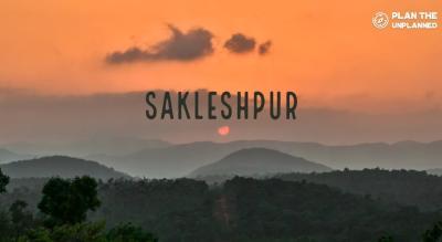 Sakleshpur Trek | Plan The Unplanned