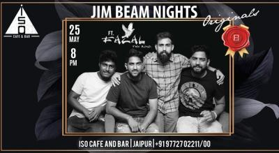 Jim Beam Originals Ft. Fazal Band