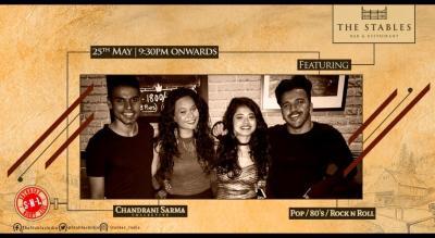 Saturday Night Life featuring Chandrani Sarma
