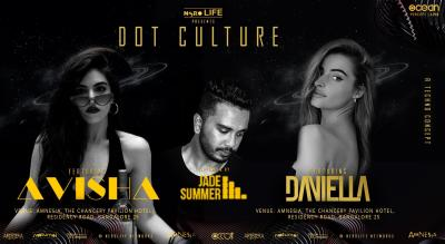 DOT Culture - Techno Concept at the Chancery Hotel-Bangalore