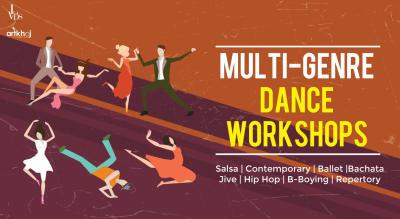 Multi-Genre Dance Workshops