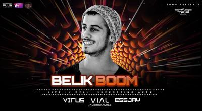 Belik Boom live at SoHo