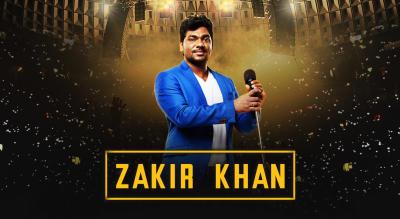 Zakir Khan Live | Nasik