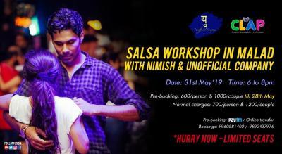 Salsa Workshop for All