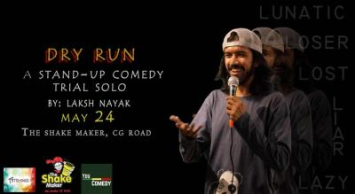 Dry Run - Stand-up comedy trial show