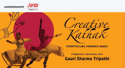Creative Kathak: Storytelling through Dance