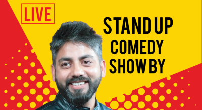LIVE STAND UP COMEDY SHOW BY VIJAY YADAV