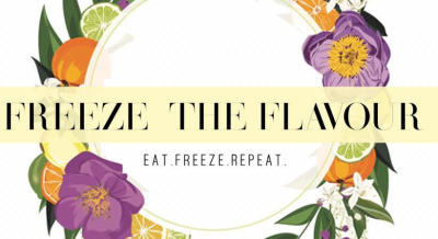 Freeze the Flavour : Eat. Freeze. Repeat.