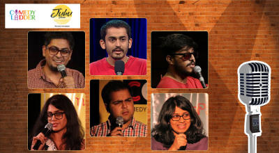 Comedy in Juhu Hosted by  Pavitra Shetty