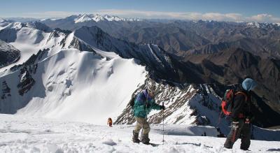 Stok Kangri Trek | Wandertrails