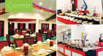 Evening Buffet At Leonia
