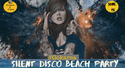 Gokarna Silent Disco Beach Party