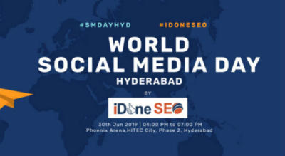 World Social Media Day - 2019