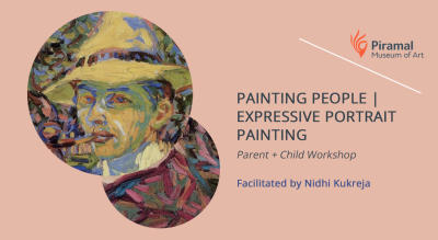 Painting People | Expressive Portrait Painting