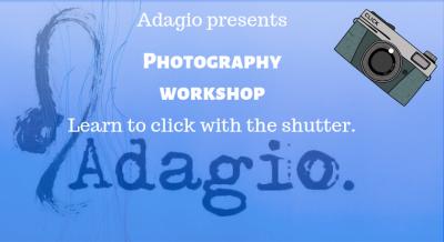 Photography Workshop at Adagio