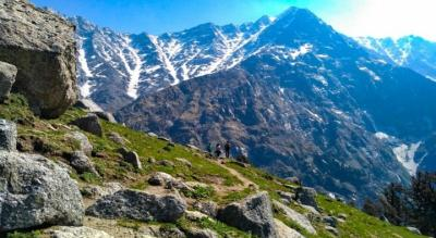 Trek to Triund | Justwravel