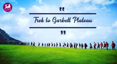 HikerWolf - Trek to Garbett Plateau & Bhivpuri Waterfall