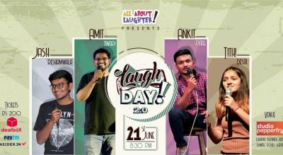 Laugh Day 2.0