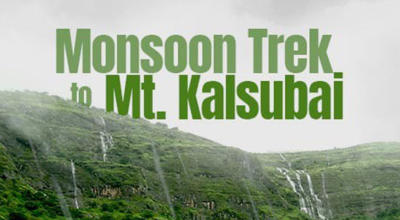 Monsoon trek to Mt. Kalsubai