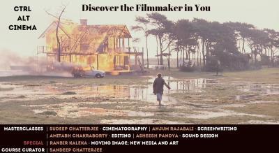 Ctrl Alt Cinema - An intensive film course