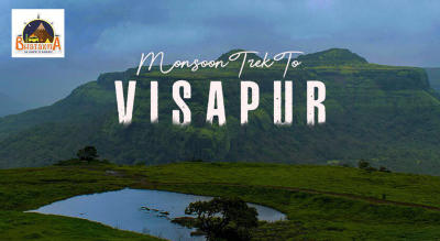 Monsoon Trek To Visapur Lonavala | Bhatakna The Journey Bhatkanti