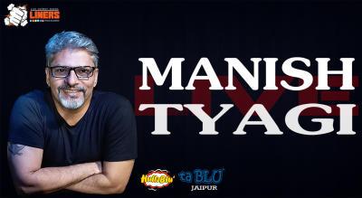 Punchliners Standup Comedy Show ft Manish Tyagi at tablu Jaipur