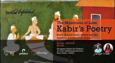 The Mysticism of Love: Kabir's Poetry