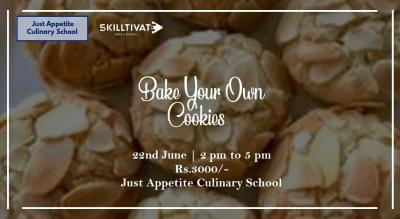 Bake Your Own Cookies Workshop