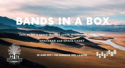 Openjamm Presents : Bands In A Box