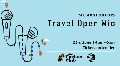 Travel Open Mic | Cuckoo Club