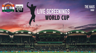 World Cup Screenings At The Haus, Piplod