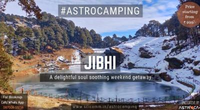 A delightful soul soothing Getaway to Jibhi