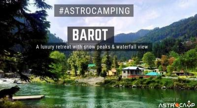 Trek to Barot Valley & Riverside Camping