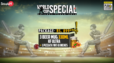 World Cup 2019 Offer