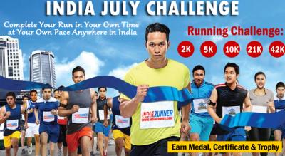 India Run- 2K 5K 10K 21K 42K