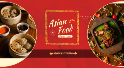 Asian Food Festival at Hotel Aureole | Unlimited, New Menu Everyday
