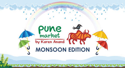 The Pune Market by Karen Anand (Monsoon Edition)