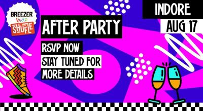 Breezer Vivid Shuffle Afterparty | Indore edition