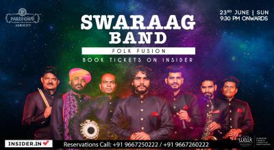 Swaraag LIVE: Sufi, Folk, Fusion